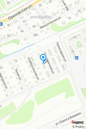 Дом 3 по ул. Праздничная на Яндекс.Картах