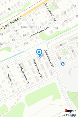 Дом 6 по ул. Праздничная на Яндекс.Картах
