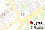 Схема проезда до компании Нотариус Полозова О.П. в Нижнем Новгороде