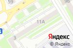 Схема проезда до компании Манго в Нижнем Новгороде