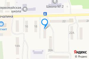 Сдается двухкомнатная квартира в Первомайске улица Мочалина, 20