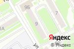 Схема проезда до компании КонфиТур в Нижнем Новгороде