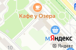 Схема проезда до компании 36.6 в Нижнем Новгороде