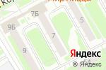Схема проезда до компании АБЗАЦ в Нижнем Новгороде