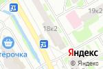 Схема проезда до компании СтройМир в Нижнем Новгороде