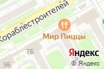 Схема проезда до компании МегаФон в Нижнем Новгороде