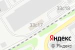Схема проезда до компании Стильные двери в Нижнем Новгороде