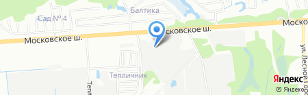 СпецАвтоТрейд-НН на карте Нижнего Новгорода