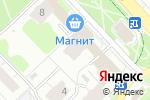 Схема проезда до компании Дентал-Практик в Нижнем Новгороде