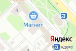 Схема проезда до компании АВТО ЭМАЛИ АВТОКРАСКА.RU в Нижнем Новгороде