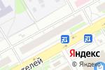 Схема проезда до компании Мир вышивки в Нижнем Новгороде