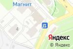 Схема проезда до компании Магазин товаров для рукоделия в Нижнем Новгороде