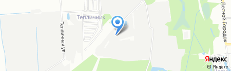 ГрандКарго на карте Нижнего Новгорода