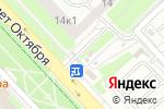 Схема проезда до компании Сладкая лавка в Нижнем Новгороде