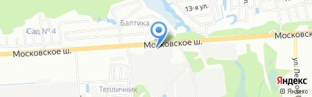 СТО-ГРУЗОВИК на карте Нижнего Новгорода