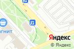 Схема проезда до компании Киоск по продаже печатной продукции в Нижнем Новгороде
