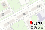 Схема проезда до компании Strizhka в Нижнем Новгороде