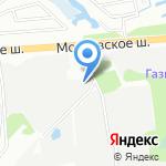 СТРОЙ-ТРАНС на карте Нижнего Новгорода