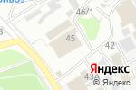 Схема проезда до компании Двери Вашего дома в Нижнем Новгороде