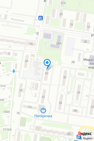 Дом 40 по ул. Спутника, ЖК Спутник на Яндекс.Картах