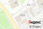 Схема проезда до компании Пункт по замене автомасел в Нижнем Новгороде