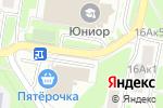 Схема проезда до компании Мясоед в Нижнем Новгороде