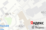 Схема проезда до компании Конкор Авиа в Нижнем Новгороде