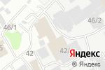 Схема проезда до компании VAG-сервис в Нижнем Новгороде