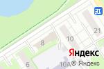 Схема проезда до компании Оазис в Нижнем Новгороде