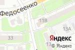 Схема проезда до компании Удача в Нижнем Новгороде