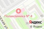 Схема проезда до компании РОСНО-МС в Нижнем Новгороде