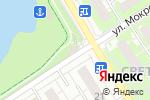 Схема проезда до компании Светлояр в Нижнем Новгороде