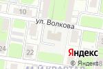 Схема проезда до компании Фуфайка в Нижнем Новгороде