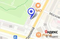 Схема проезда до компании НОТАРИУС КУКУШКИНА А.В. в Арзамасе