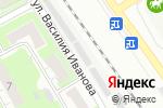 Схема проезда до компании Чистюля в Нижнем Новгороде