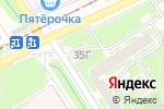 Схема проезда до компании Продуктовый минимаркет в Нижнем Новгороде