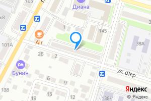 Двухкомнатная квартира в Арзамасе Нижегородская область, проспект Ленина, 162к1