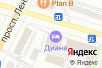 Схема проезда до компании Управление Федеральной службы государственной регистрации, кадастра и картографии по Нижегородской области в Арзамасе