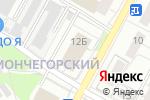 Схема проезда до компании Пожарная часть №72 в Нижнем Новгороде