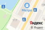 Схема проезда до компании СОФИЯ в Арзамасе
