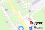 Схема проезда до компании Парикмахерская в Нижнем Новгороде