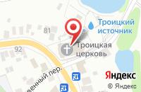 Схема проезда до компании Авантаж в Нижнем Новгороде