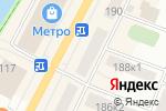 Схема проезда до компании АКБ Российский капитал в Арзамасе