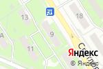 Схема проезда до компании Елена в Нижнем Новгороде