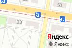Схема проезда до компании Евтихия в Нижнем Новгороде