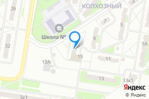 Сдается двухкомнатная квартира в Нижнем Новгороде м. Парк Культуры, улица Сазанова, 15