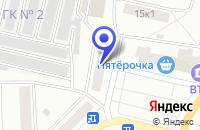 Схема проезда до компании ПОЛИКЛИНИКА № 2 в Арзамасе