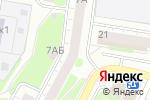 Схема проезда до компании Пивоман в Нижнем Новгороде