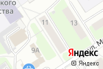Схема проезда до компании София в Нижнем Новгороде