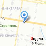 Комильфо на карте Нижнего Новгорода